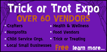 Trick or Trot Expo - Learn More